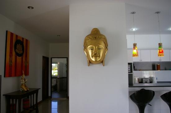 Bouddha dans le salon