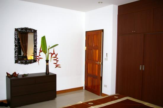 La chambre coté cour
